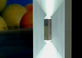 Wall Lamp SLIM with two lights